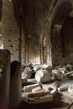 Colosseum à l'intérieur Photographie stock libre de droits