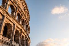 Colosseum à Rome Photo stock