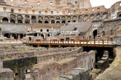 Colosseum à Rome, Italie Photo libre de droits