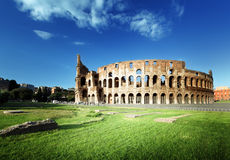 Colosseum à Rome, Italie Photographie stock