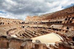 colosseum διάσημη Ιταλία η περισσότερη όψη της Ρώμης θέσεων Στοκ Φωτογραφίες
