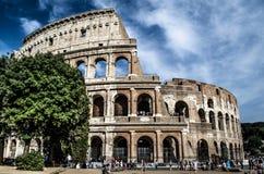 colosseum Ιταλία Ρώμη Στοκ Εικόνα