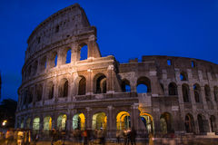 colosseum Ρωμαίος Στοκ εικόνα με δικαίωμα ελεύθερης χρήσης