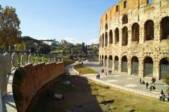 colosseum Ρώμη Στοκ Φωτογραφία
