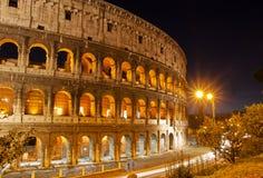 Colosseum στη Ρώμη, Ιταλία στοκ φωτογραφίες με δικαίωμα ελεύθερης χρήσης