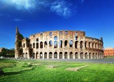 Colosseum στη Ρώμη, Ιταλία Στοκ εικόνα με δικαίωμα ελεύθερης χρήσης