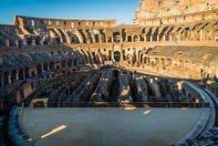 Colosseum στη Ρώμη Στοκ Φωτογραφίες