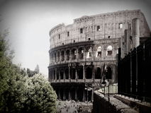 Colosseum στη Ρώμη Στοκ Εικόνες