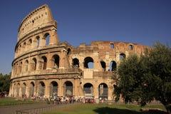 Colosseum της Ρώμης, Ιταλία Στοκ εικόνα με δικαίωμα ελεύθερης χρήσης