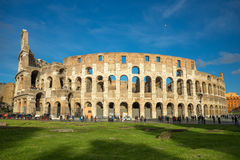 Colosseum της Ρώμης Στοκ Φωτογραφίες