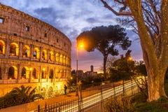 Colosseum της Ρώμης Στοκ εικόνα με δικαίωμα ελεύθερης χρήσης