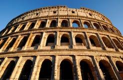 Colosseum в Риме, Италии стоковое изображение rf