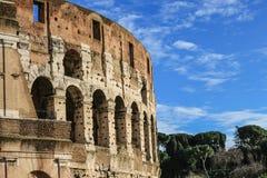 Colosseum в Риме Стоковое Изображение