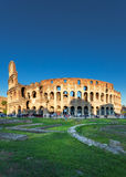 Colosseum в Рим, Италии стоковая фотография rf