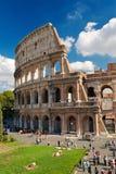 Colosseum в Рим, Италии Стоковое Изображение