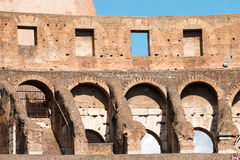 Colosseum в Рим Стоковое Изображение