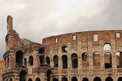 Colosseum в Рим Стоковые Фотографии RF