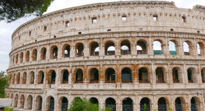 Colosseum в di Roma Рима - Colisseo - туристическая достопримечательность стоковое изображение rf