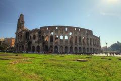 Colosseum в Roma, Италии Стоковое Фото