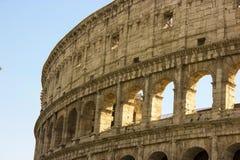 colosseum известная Италия большинств взгляд rome места Известная арена гладиатора Стоковое Фото