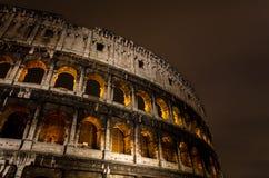 colosseum известная Италия большинств взгляд rome места Стоковые Изображения