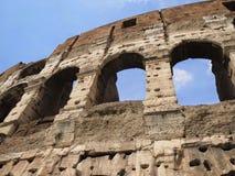 colosseum известная Италия большинств взгляд rome места Стоковая Фотография RF