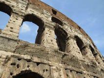 colosseum известная Италия большинств взгляд rome места Стоковое Фото