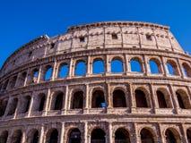 colosseum известная Италия большинств взгляд rome места Стоковые Фото