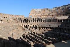 colosseum известная Италия большинств взгляд rome места стоковое фото rf