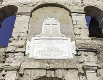 colosseum Италия rome Стоковое фото RF