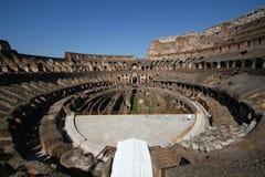 Colosseum на Риме Стоковые Изображения RF