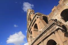 Colosseum от потолка Стоковая Фотография RF