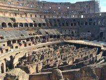 Colosseum Рима в Лацие в Италии стоковое изображение