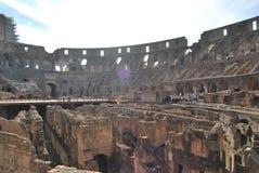Colosseum Рима в Лацие в Италии стоковые фото