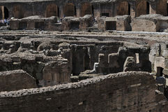 Colosseum-Рим Италия Стоковое Изображение RF