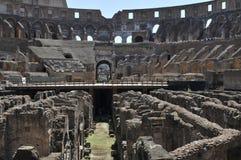 Colosseum-Рим Италия Стоковое Изображение