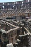 Colosseum-Рим Италия Стоковые Изображения