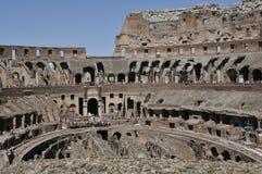 Colosseum-Рим Италия Стоковые Изображения RF