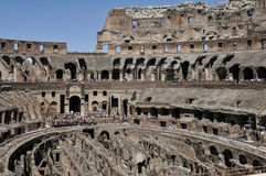 Colosseum-Рим Италия Стоковое Фото