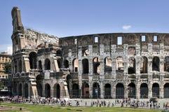 Colosseum-Рим Италия Стоковая Фотография