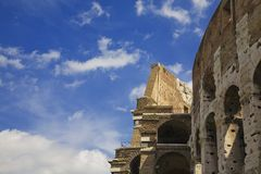 Colosseum #1. Ancient Rome Royalty Free Stock Images