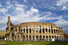 Colosseum Photos stock