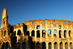 Colosseum Stock Photo