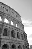 The Colosseum. (Colosseo in italian) the world famous landmark in Rome, Italy Royalty Free Stock Photos