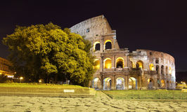 The Colosseum Stock Image