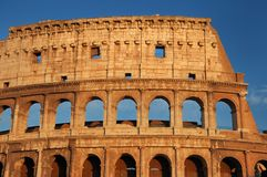 Colosseum. Photographie stock