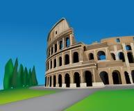 Colosseum vektor abbildung