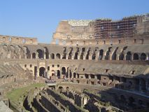 Colosseum 图库摄影