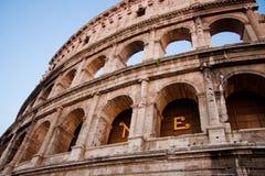 Colosseum Zdjęcia Royalty Free