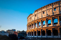 Colosseum στη Ρώμη στη Ρώμη, ΙΤΑΛΙΑ, Ευρώπη Στοκ Εικόνες
